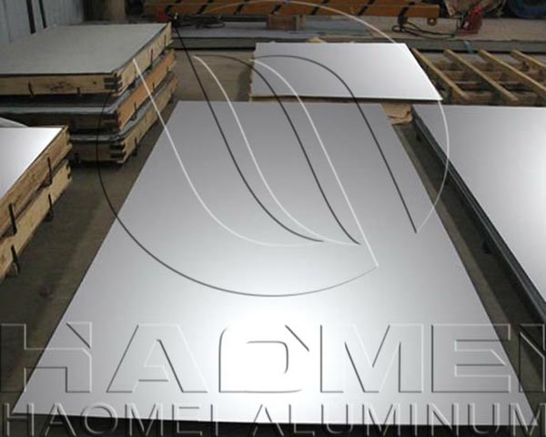 The production process technology of aluminum sheet
