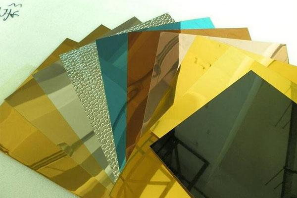 Application of Aluminium Mirror Sheet
