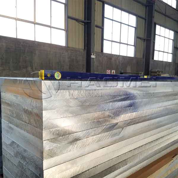 5052 5083 6061 T6 aluminum plate in production and supply