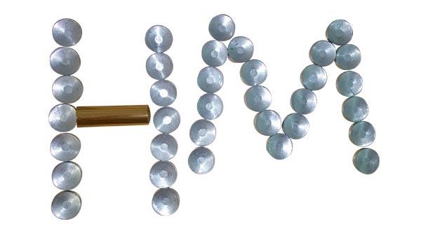 Manufacturing process of aluminium slug China
