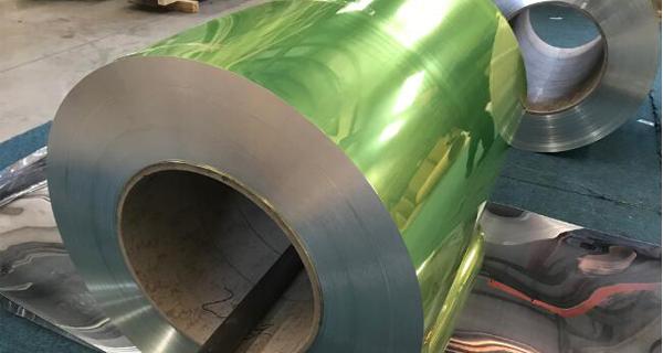 High heat reflective mirror aluminium sheet